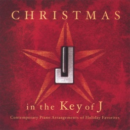 Jared Johnson - Christmas in the Key of J